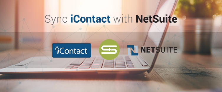 Sync iContact with NetSuite for better marketing automation