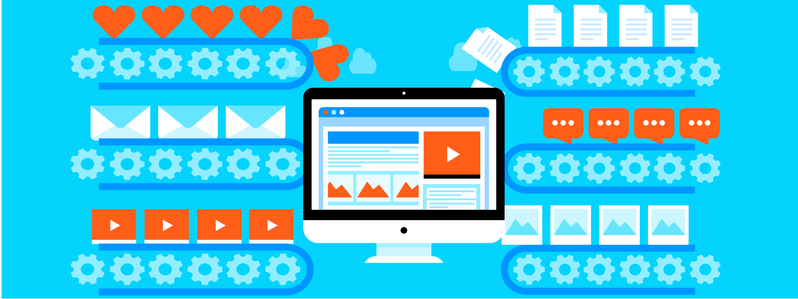 8 Ways to Generate and Nurture Leads Through Marketing Automation